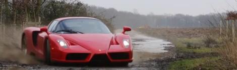 Ferrari: too fast outside the circuit?