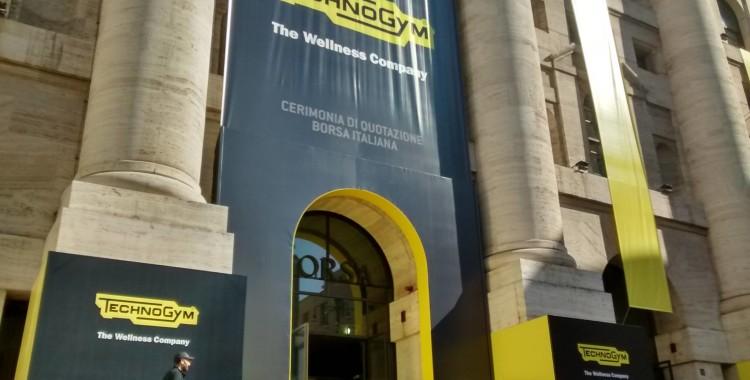 Piazza Affari gets fit! The Technogym IPO
