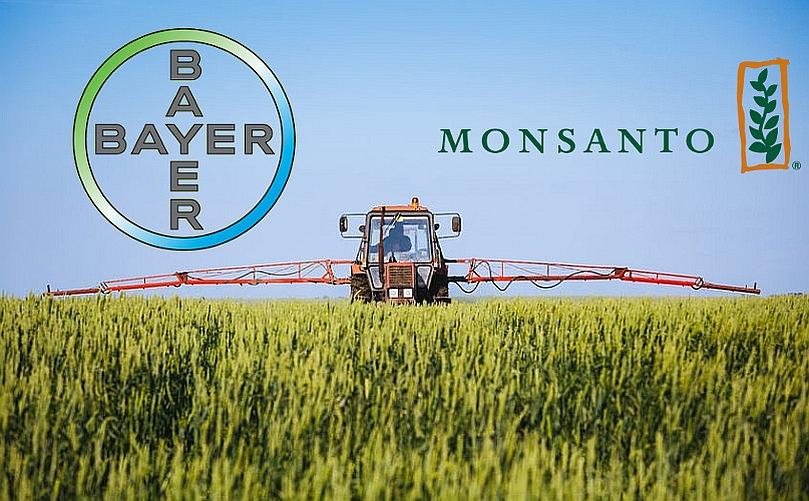 Bildergebnis für Bayer Montsanto