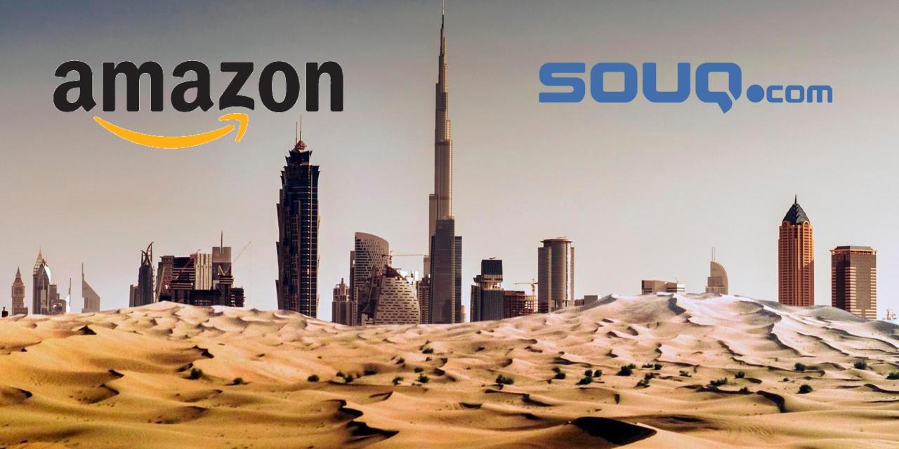 Amazon of Arabia: Jeff Bezos' Giant Buys Souq in a Move to Enter the