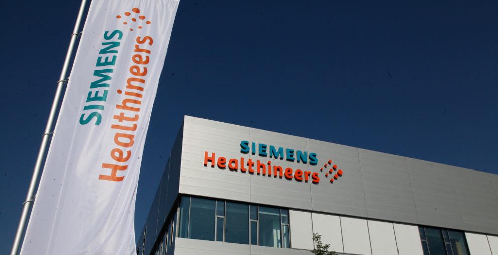 Siemens healthineers ipo value